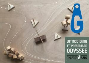 Uitnodiging 1ste presentatie Odyssee